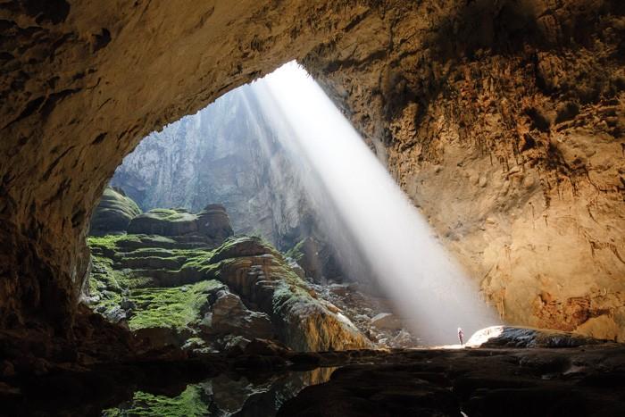 Sơn Đoòng, một vương quốc hang động cổ xưa, vừa lộng lẫy và huyền bí