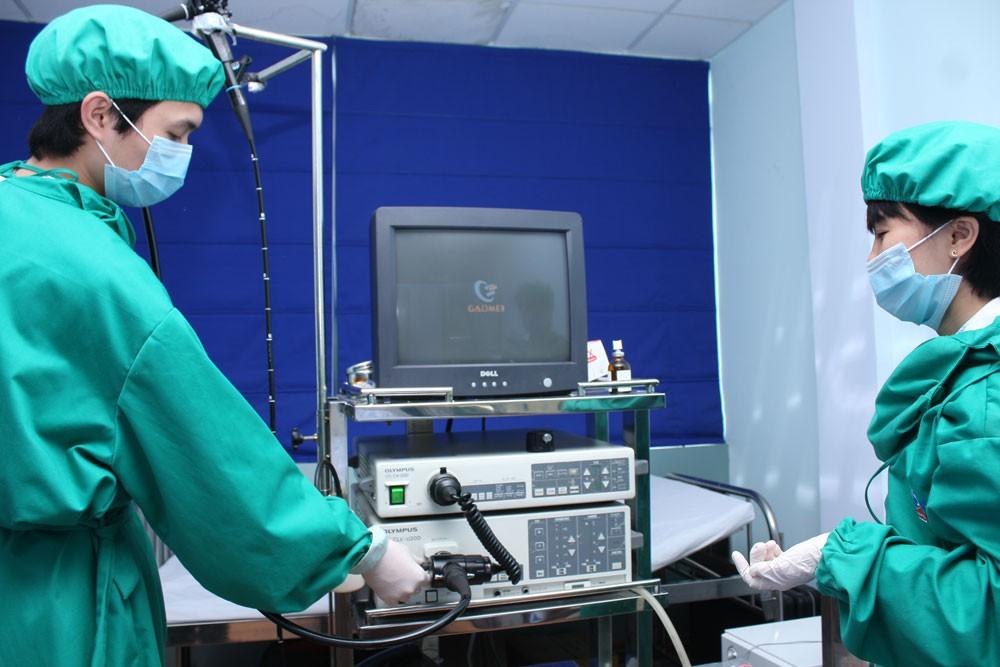 UDr - một ứng dụng kết nối bác sĩ, bệnh nhân, tư vấn khám chữa bệnh trực tuyến là một mô hình kinh doanh tiềm năng. Ảnh: Tiên Giang