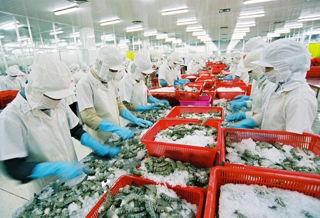 Cơ hội cho các ngành  nông - thủy sản của Việt Nam đang rất lớn. Ảnh: Internet