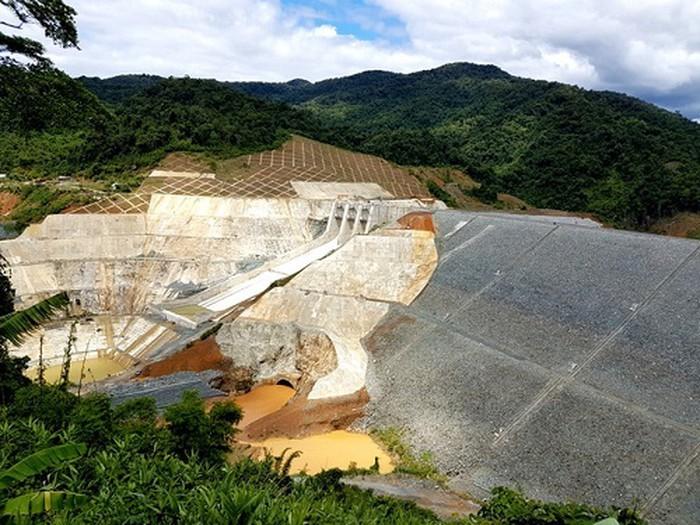 Một số công trình thủy điện  trong quá trình xây dựng vẫn xảy ra sự cố. Ảnh minh họa: Internet