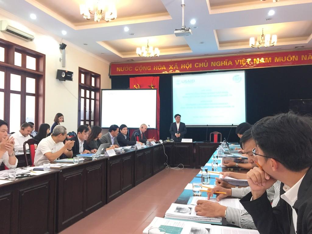 Hội thảo Môi trường kinh doanh Việt Nam: Nhìn lại 5 năm thực hiện Nghị quyết 19 diễn ra vào ngày 2/11/2018