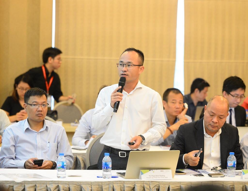 Ông Phạm Đình Thưởng cho biết, tỷ lệ thu gom giấy phế liệu trong nước hiện mới chỉ đáp ứng được gần 40%