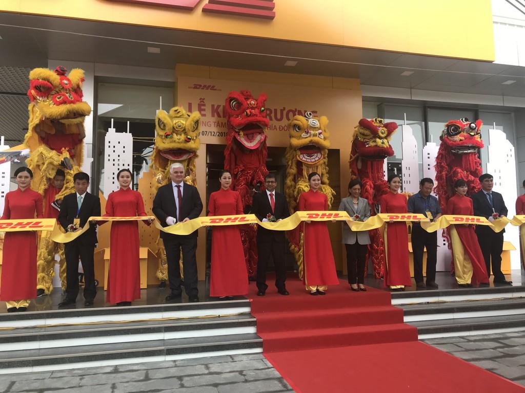 DHL đầu tư gần 143 tỷ đồng cho Trung tâm khai thác phía Đông Hà Nội