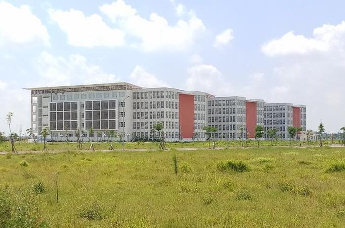Cơ sở của Đại học Thủy Lợi tại Phố Hiến (Ảnh: Internet)