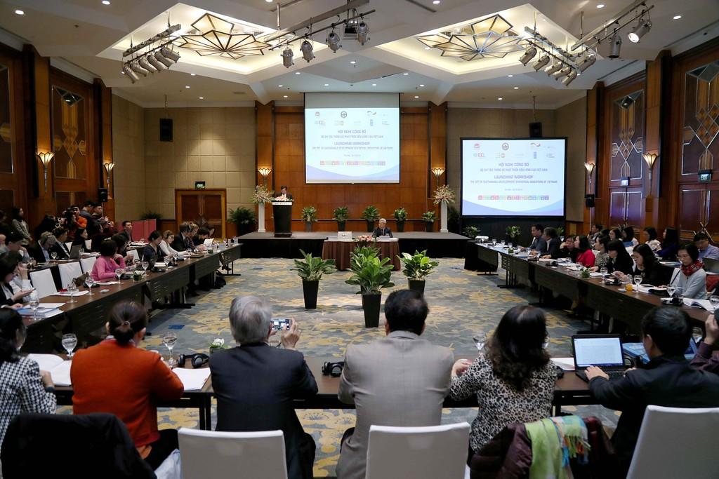 Công bố 158 chỉ tiêu phát triển bền vững của Việt Nam - ảnh 1