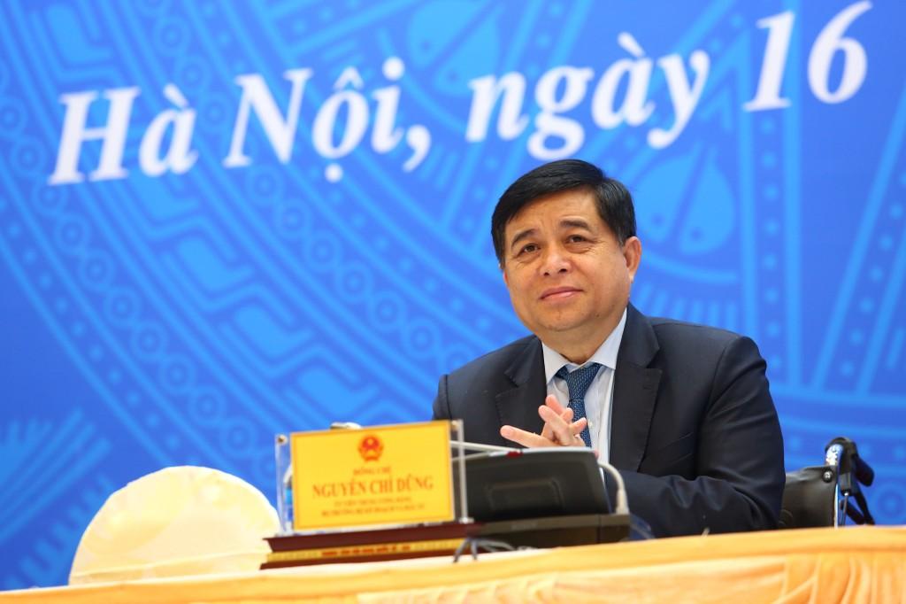 Bộ trưởng Nguyễn Chí Dũng: Tận dụng cơ hội, dù nhỏ nhất, để bứt phá - ảnh 1
