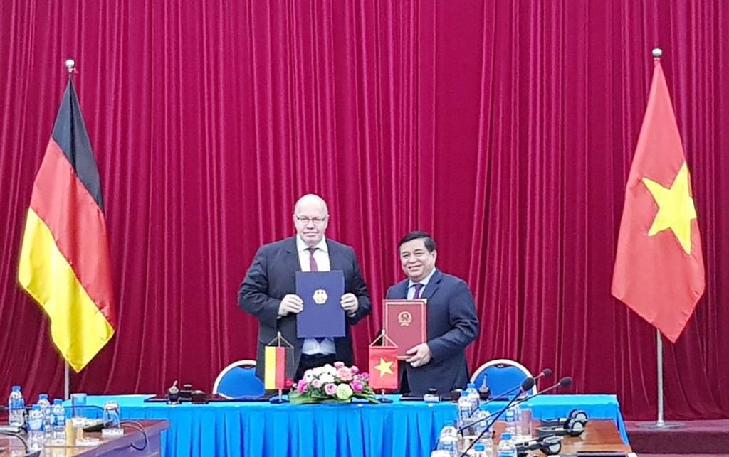 Thúc đẩy quan hệ đối tác chiến lược Việt Nam – CHLB Đức - ảnh 1