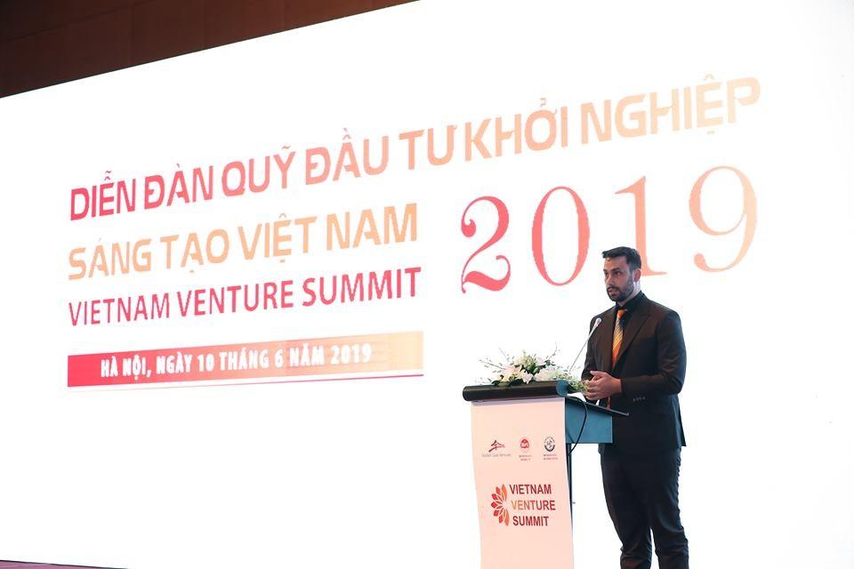 Đại diện Golden Gate Ventures công bố tổng mức đầu tư cho các start-up Việt trong vòng 3 năm tới là 10.000 tỷ đồng