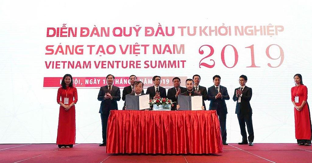 Diễn đàn Quỹ Đầu tư khởi nghiệp sáng tạo Việt Nam 2019: 10 nghìn tỷ đồng cam kết đầu tư vào start-up Việt - ảnh 1