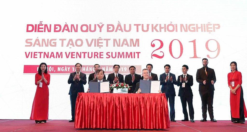 Diễn đàn Quỹ Đầu tư khởi nghiệp sáng tạo Việt Nam 2019: 10 nghìn tỷ đồng cam kết đầu tư vào start-up Việt - ảnh 2