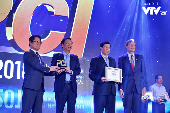 Trong Bảng xếp hạng PCI 2018, Quảng Ninh là địa phương đứng đầu cả nước, đạt 70,36 điểm trên thang điểm 100