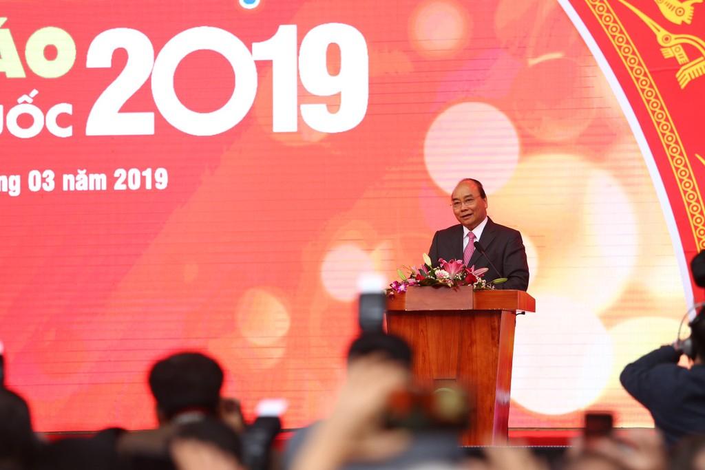 Khai mạc Hội báo toàn quốc 2019 - ảnh 2