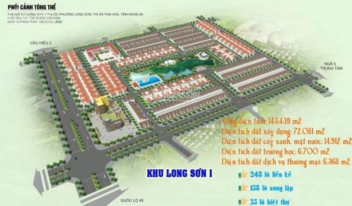 Nghệ An giao đất cho Tập đoàn Cienco4 thực hiện Khu đô thị Long Sơn - ảnh 2
