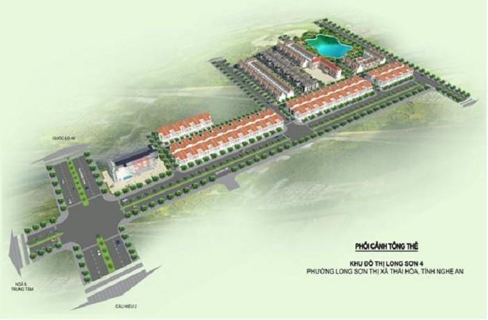 Nghệ An giao đất cho Tập đoàn Cienco4 thực hiện Khu đô thị Long Sơn - ảnh 4