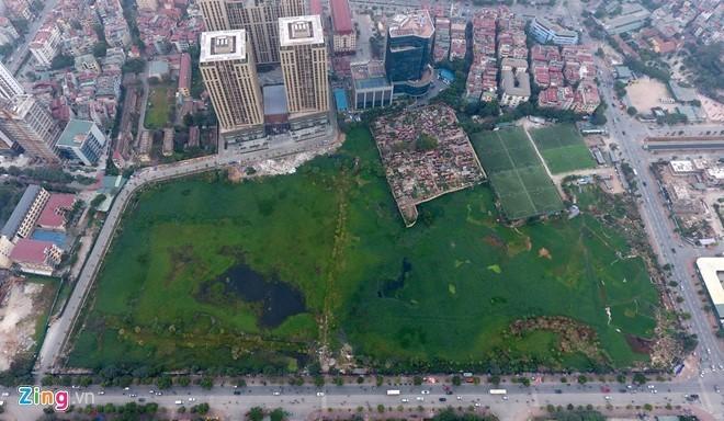Cư dân Home City lại tuần hành phản đối chủ đầu tư - ảnh 1