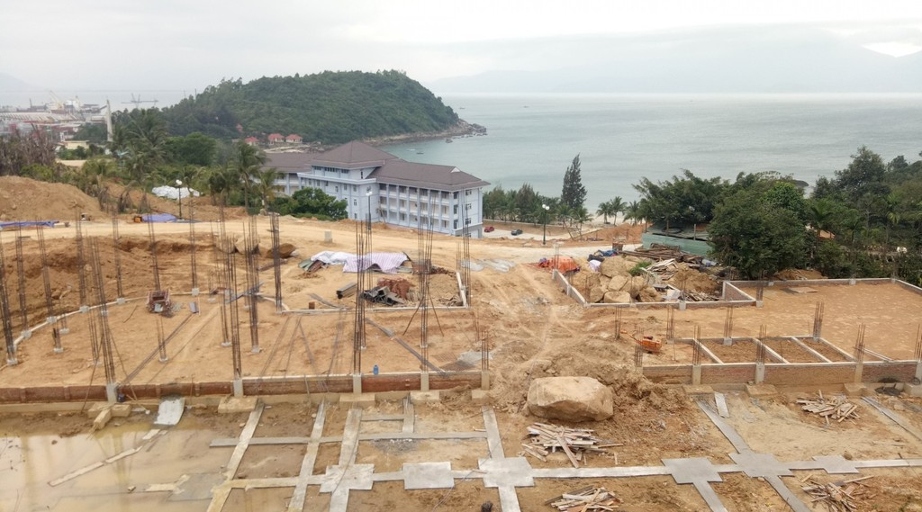 Chủ tịch TP. Đà Nẵng: Đình chỉ thi công dự án Khu du lịch sinh thái Biển Tiên Sa - ảnh 1