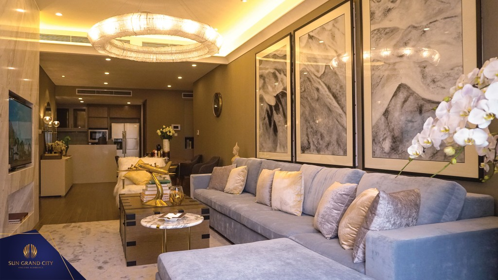 Chính thức ra mắt tòa T2 dự án Sun Grand City Ancora Residence - ảnh 4