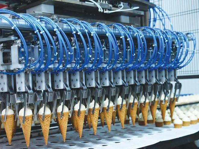 Năm 2011, KDF bắt tay vào đầu tư mở rộng, tăng gấp đôi công suất kem lên 18 triệu lít