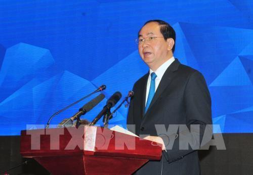 Chủ tịch nước Trần Đại Quang: APEC góp phần đưa hàng triệu người thoát cảnh đói nghèo - ảnh 1