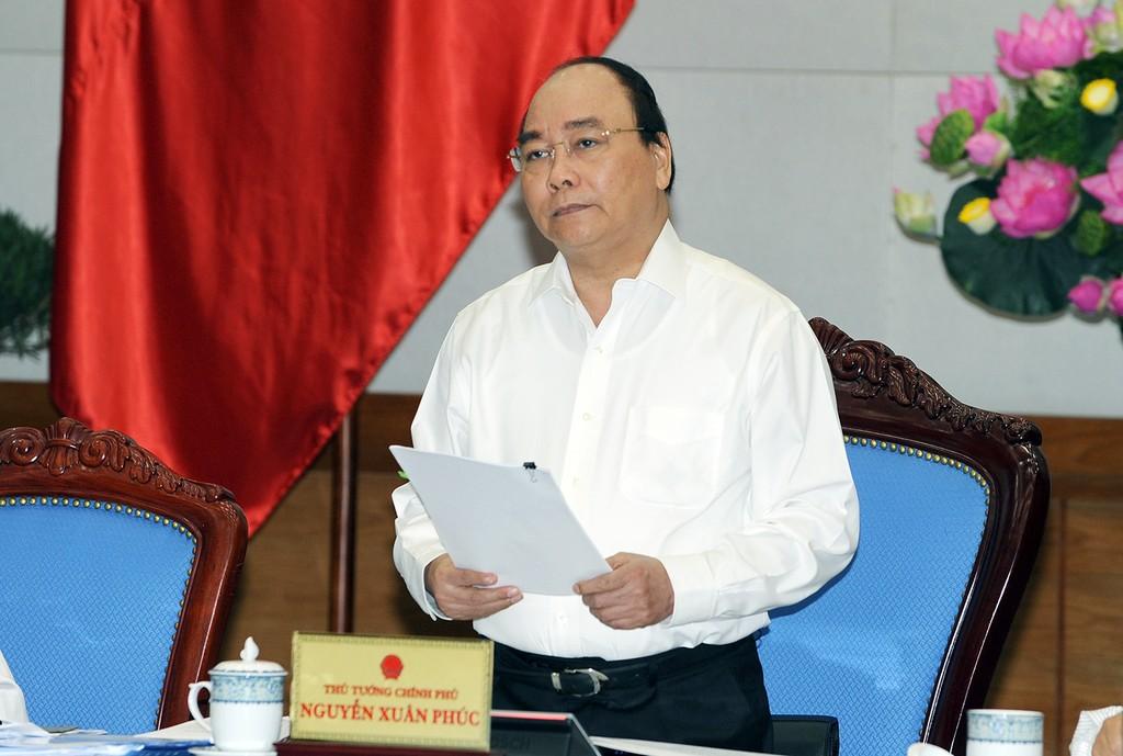Thủ tướng giao nhiệm vụ cho các bộ, ngành, địa phương. Ảnh: VGP