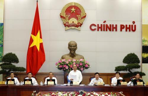 Thủ tướng Nguyễn Xuân Phúc phát biểu chỉ đạo. Ảnh: TTXVN