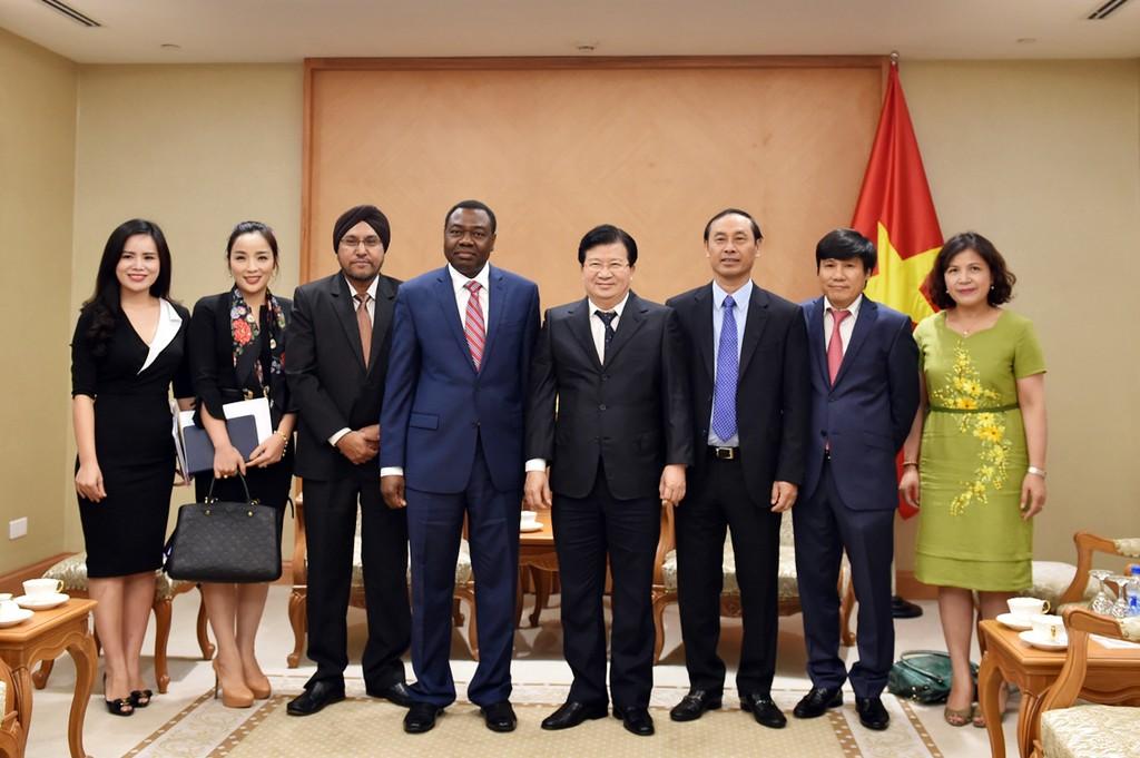 Việt Nam đang triển khai hiệu quả các tiêu chuẩn an toàn hàng không quốc tế - ảnh 1