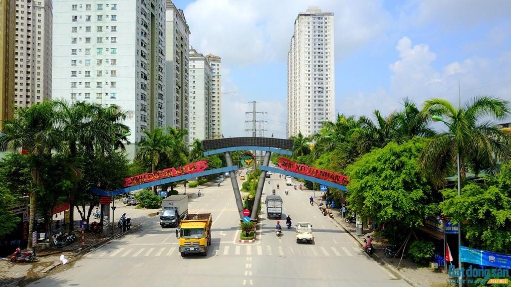 Dự án Khu đô thị Xa La (phường Phúc La, Hà Đông) là khu đô thị đầu tiên của Doanh nghiệp tư nhân số 1 Điện Biên tại Hà Nội.