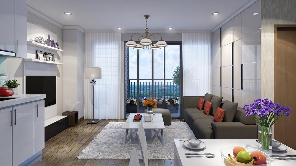 Vingroup ra mắt dự án căn hộ đẳng cấp Vinhomes Bắc Ninh - ảnh 1