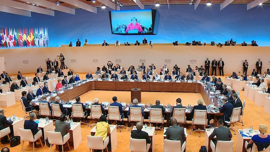 Thủ tướng đề nghị G20 nghiêm túc thực hiện các cam kết quốc tế - ảnh 1