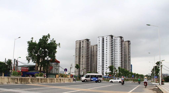Giao thông hoàn thiện tạo điều kiện để bất động sản Xuân Phương phát triển