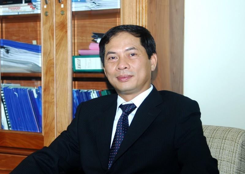 Thứ trưởng Thường trực Bộ Ngoại giao Bùi Thanh Sơn. Ảnh: baoquocte.vn