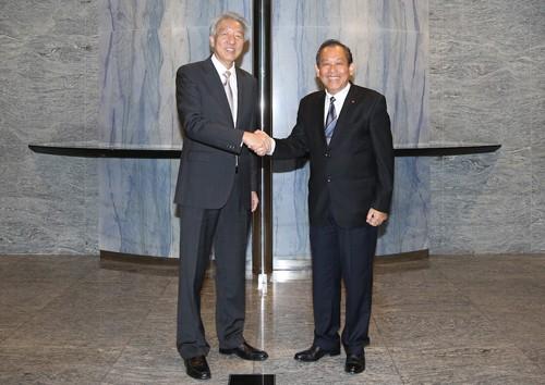 Phó Thủ tướng Thường trực Trương Hòa Bình thăm chính thức Singapore - ảnh 2
