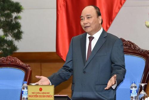 Thủ tướng: Vị thế đất nước nâng cao là nhờ đóng góp của ngành ngoại giao - ảnh 1