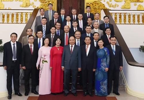 Thủ tướng: Vị thế đất nước nâng cao là nhờ đóng góp của ngành ngoại giao - ảnh 3