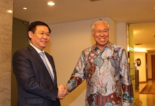 Việt Nam, Indonesia hướng tới kim ngạch song phương 10 tỷ USD - ảnh 1