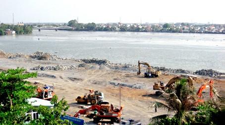 Đánh giá cụ thể, định lượng các tác động của dự án đến sông Đồng Nai
