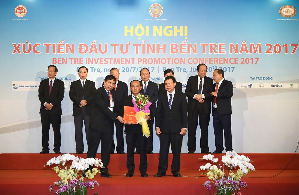 Thủ tướng nêu 4 thành tố để Bến Tre thu hút nhà đầu tư 'đẳng cấp' - ảnh 2