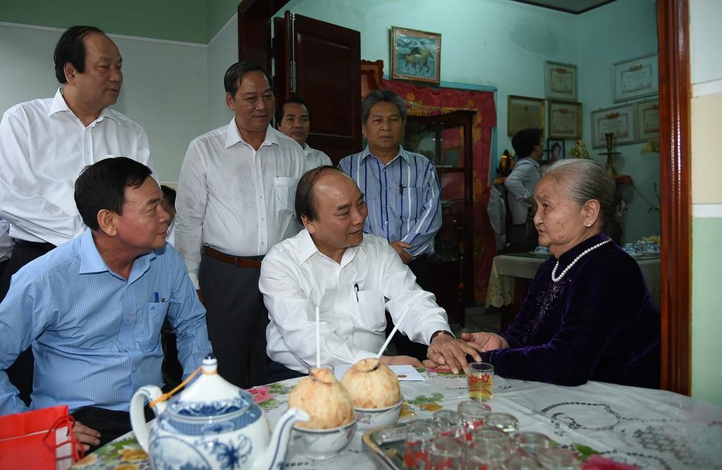 Thủ tướng làm việc với lãnh đạo chủ chốt tỉnh Bến Tre - ảnh 2