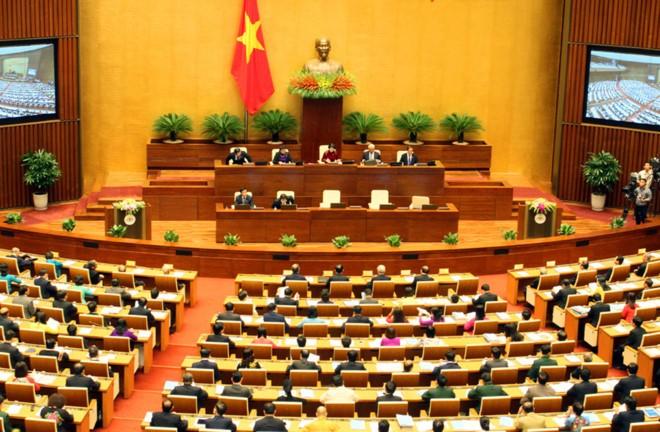 Kỳ họp thứ ba, Quốc hội khóa XIV