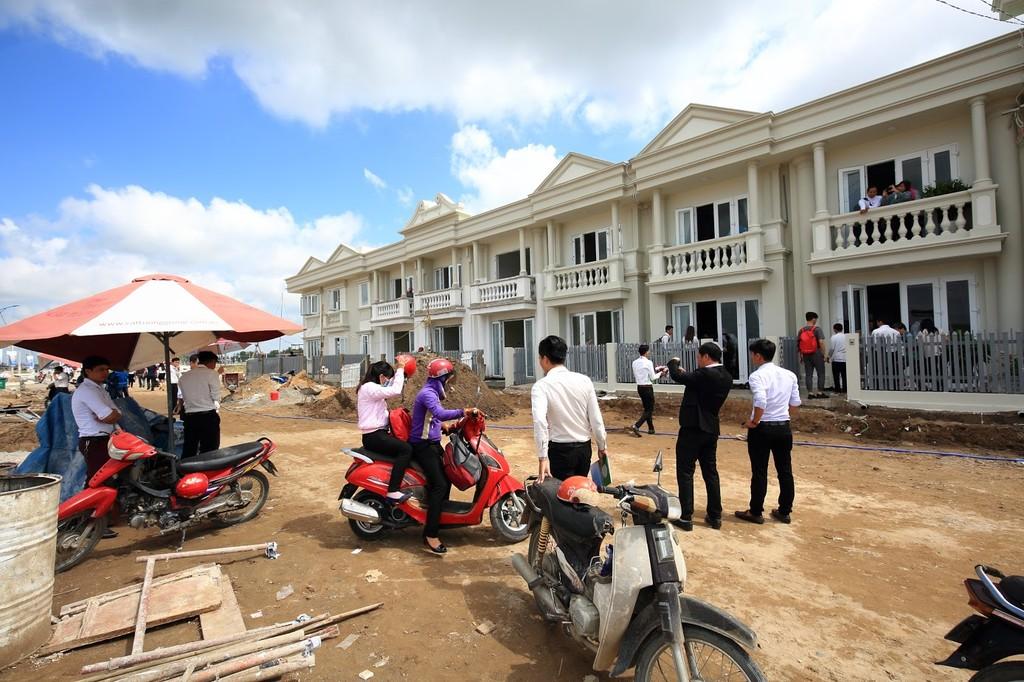 Mở bán nhà phố liên kế dự án Cát Tường Phú Sinh - ảnh 1