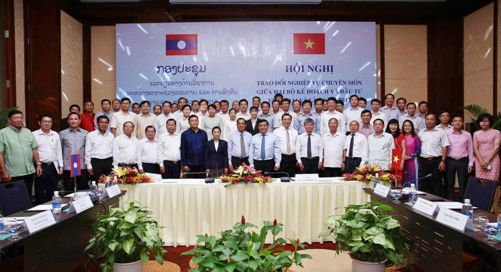 Hợp tác Việt - Lào ngày càng đi vào thực chất - ảnh 1