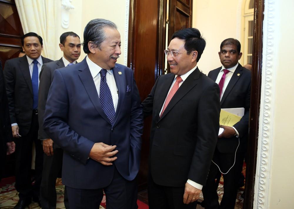 Malaysia sẵn sàng hỗ trợ Việt Nam bảo đảm chất lượng hàng nông sản xuất khẩu - ảnh 1