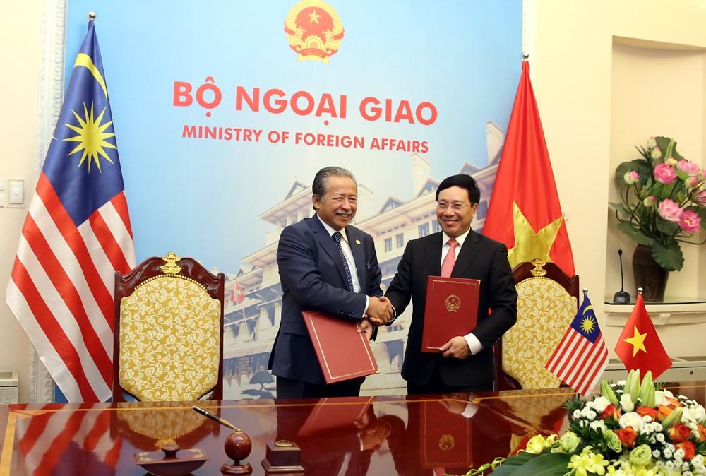 Malaysia sẵn sàng hỗ trợ Việt Nam bảo đảm chất lượng hàng nông sản xuất khẩu - ảnh 2