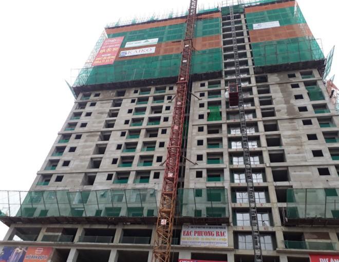 Các dự án có mức giá từ 1 - 1,5 tỷ đồng/căn như Tứ Hiệp Plaza đang là tâm điểm của thị trường căn hộ Hà Nội.