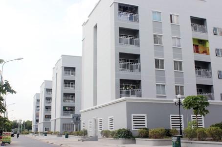 Dự án nhà ở xã hội cho người thu nhập thấp ở phường Bửu Long, TP. Biên Hòa.