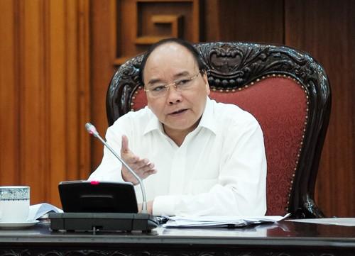 Thủ tướng làm việc với Tổ tư vấn kinh tế - ảnh 1