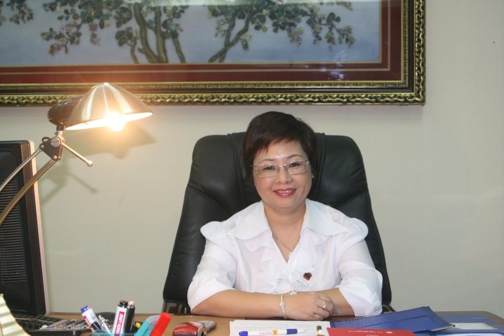Bà Châu Thị Thu Nga. Ảnh Internet