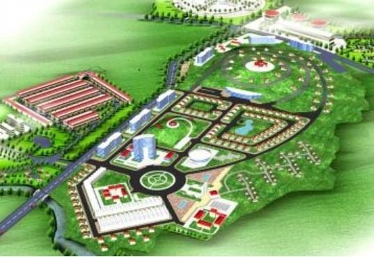 Dự án Khu Thương mại-Dịch vụ Vina Universal Paradise Sơn Tịnh được cấp giấy chứng nhận đầu tư lần đầu vào năm 2008
