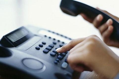 Người dùng cần cảnh giác với những cuộc gọi nhắc nợ cước điện thoại.