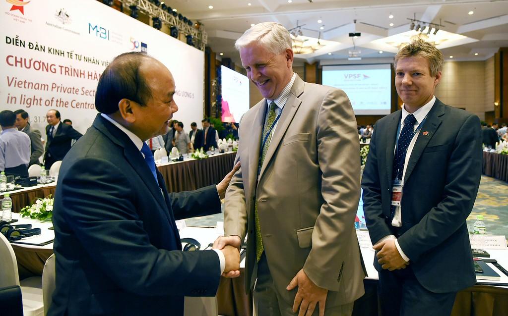 Thủ tướng mong muốn doanh nghiệp tư nhân đóng góp 50–60% GDP - ảnh 1